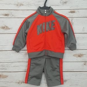 Nike Track Suit Size 12 Months